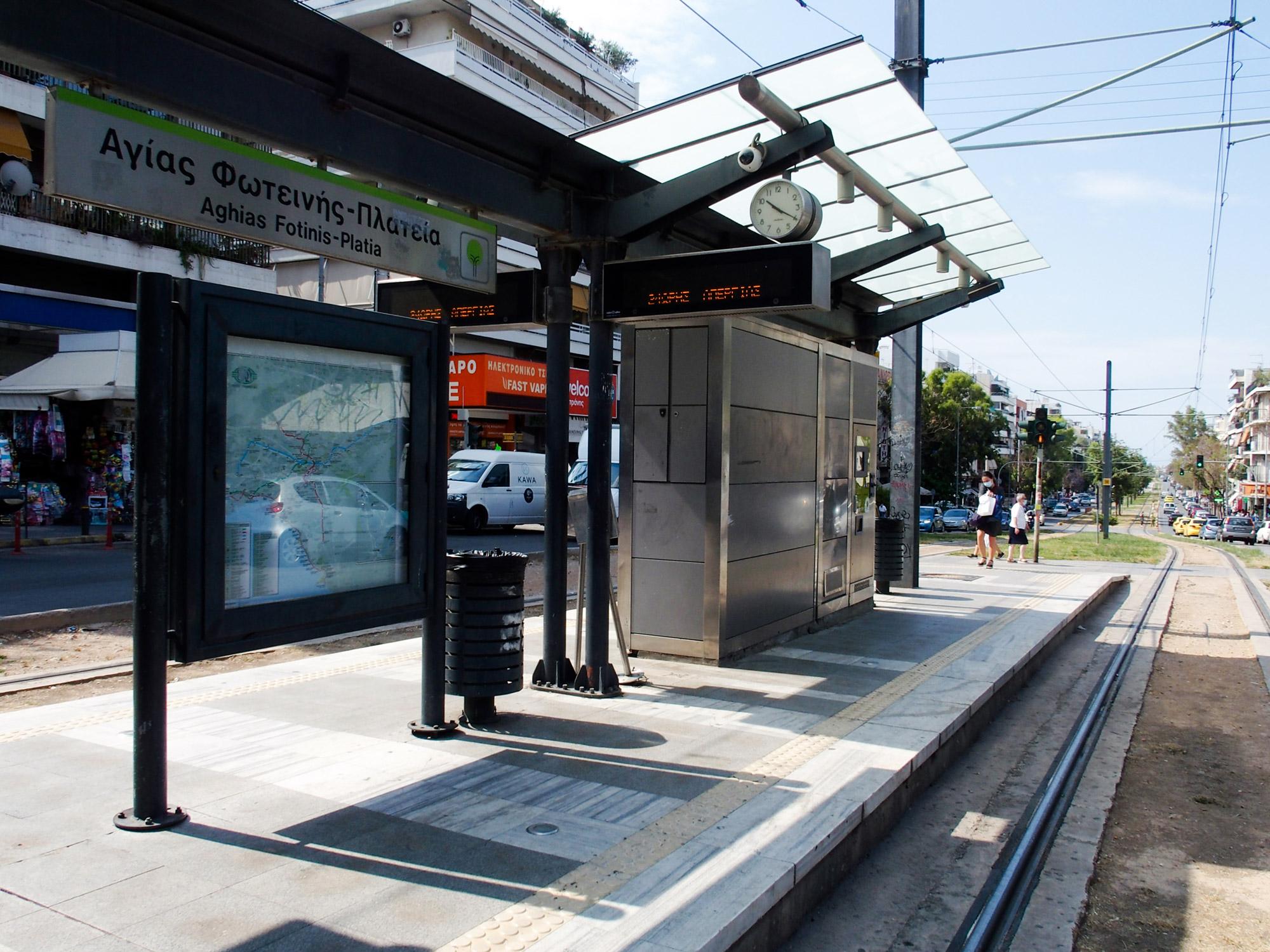 Μετρό, ηλεκτρικός, τραμ θα κινηθούν ως τις 10 το πρωί την Τετάρτη
