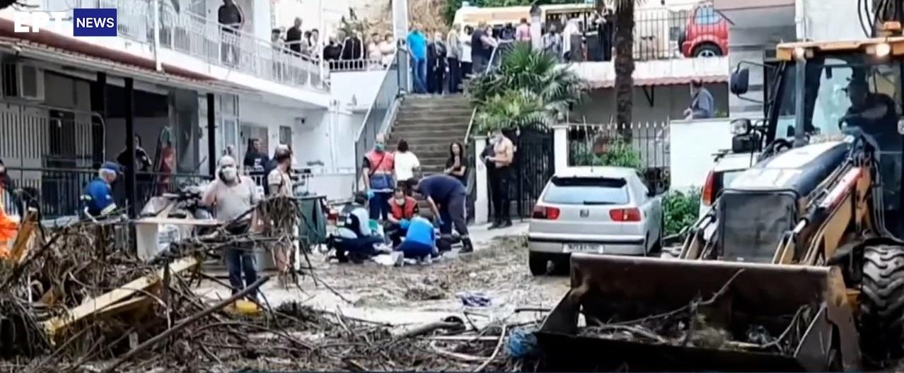 Θεσσαλονίκη: Ταυτοποιήθηκε ο νεκρός άνδρας, που παρασύρθηκε από τα ορμητικά νερά