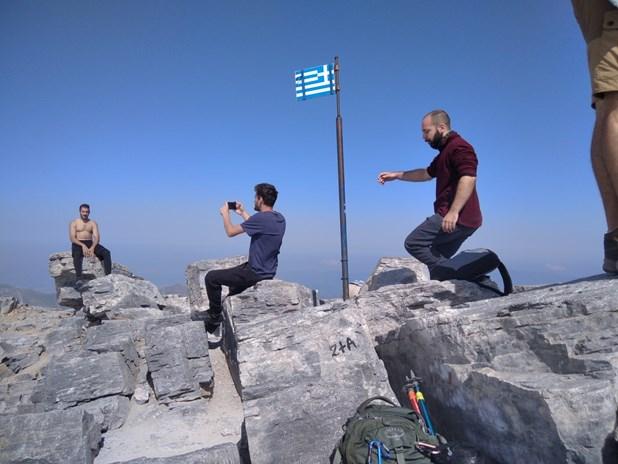 Ολυμπος: Ανάβαση στο βουνό των θεών - Αυξημένη η επισκεψιμότητα