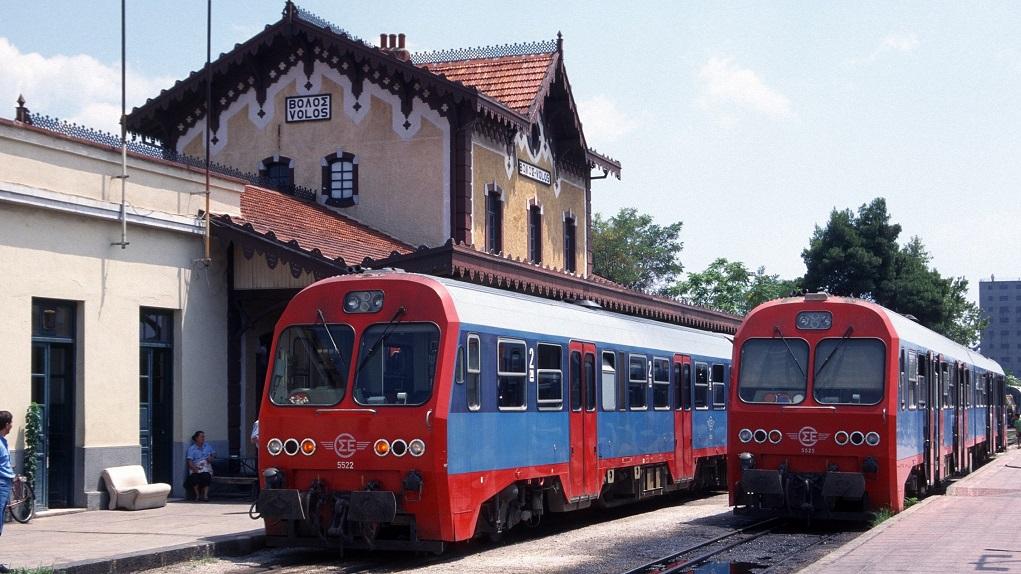 Δρομολογείται από τον ΟΣΕ νέα σιδηροδρομική γραμμή Αλμυρού – Ν. Αγχιάλου – Αερινού