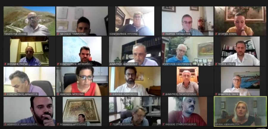 Ζητά νέα συνάντηση ο Καλογιάννης με τον Πέτσα για τα «πληγωμένα» σχολεία