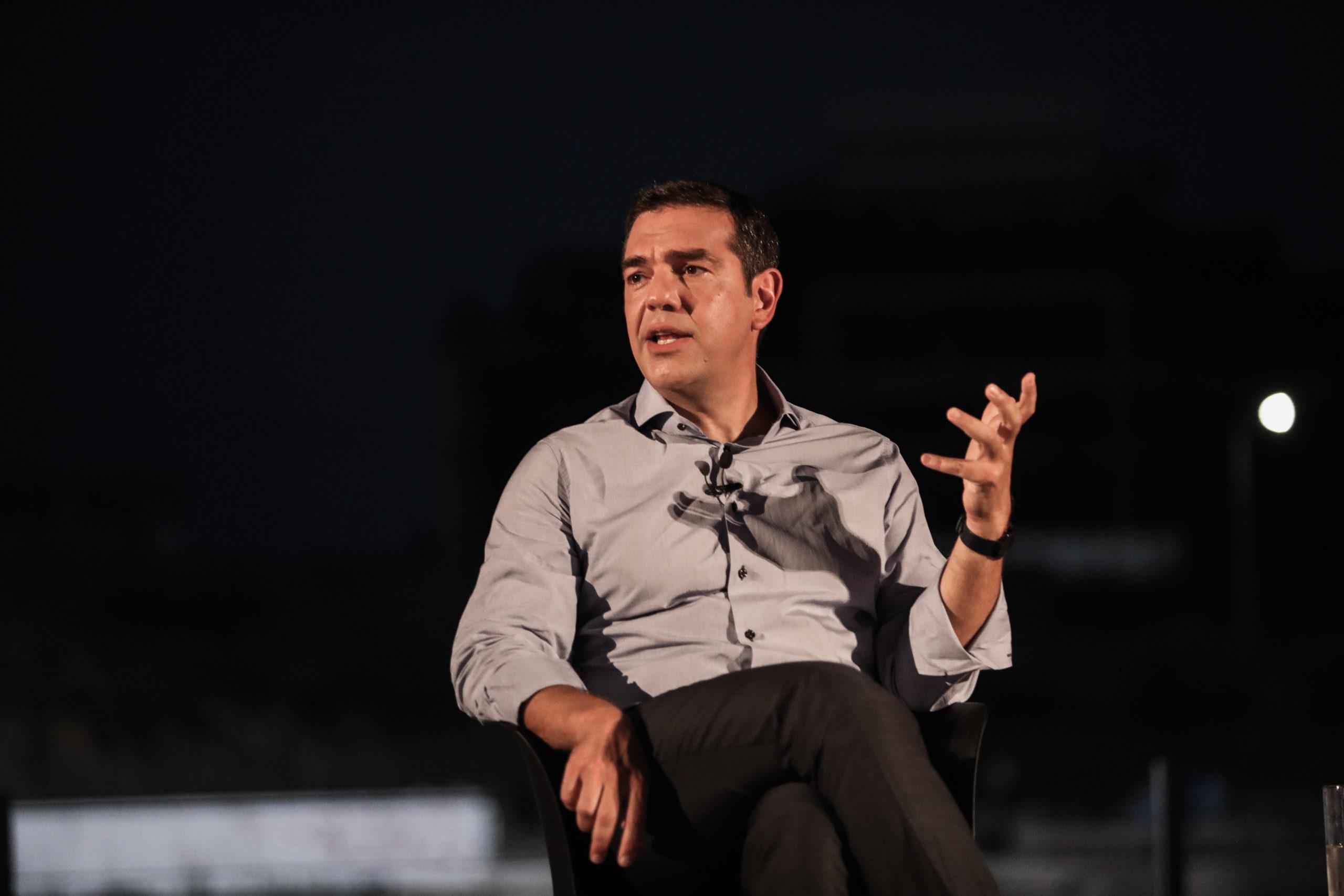 Αλ. Τσίπρας: «Εγκληματική και ανεύθυνη η στάση της κυβέρνησης»