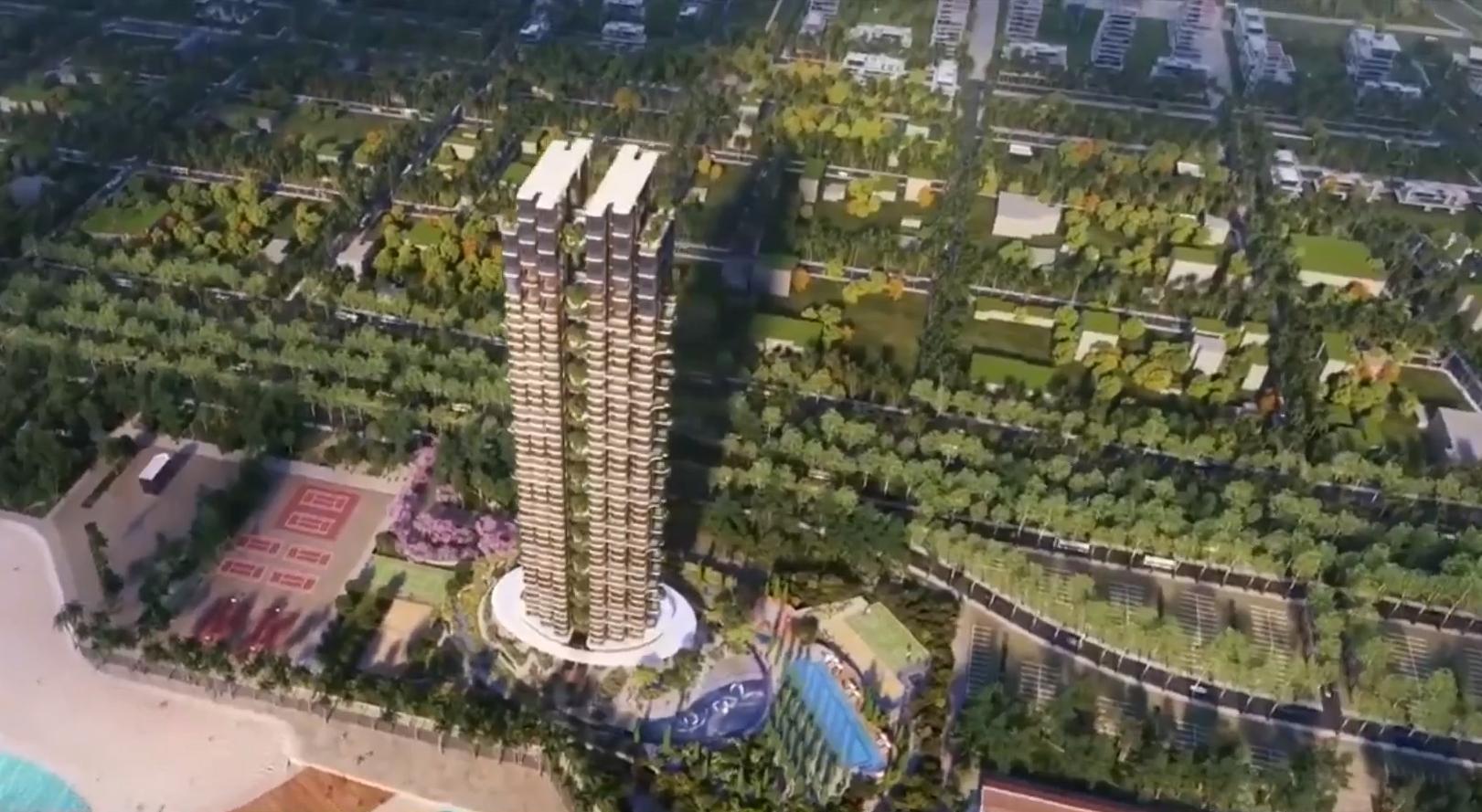 Ελληνικό – Marina Tower: Ο πρώτος «πράσινος» ουρανοξύστης της Ελλάδας (video)