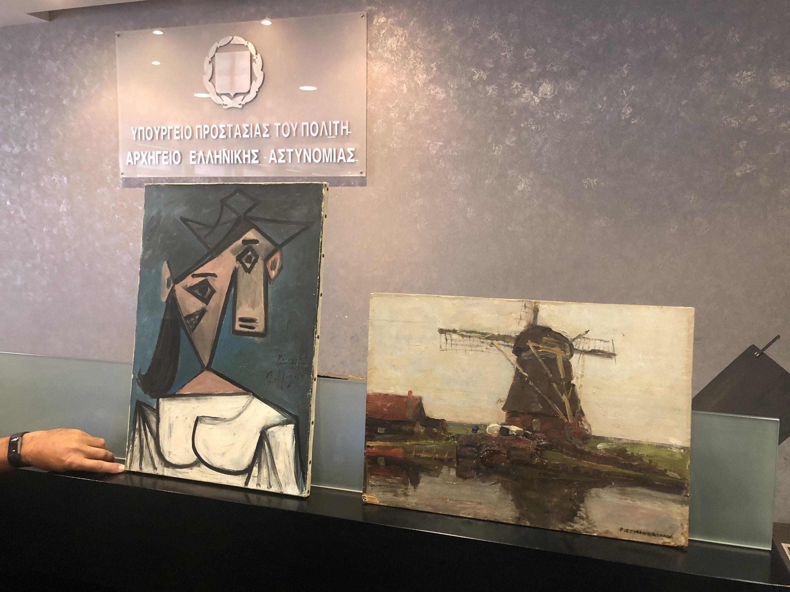 Η κλοπή του αιώνα: Η ΕΛ.ΑΣ «βλέπει» στην Ολλανδία πιθανούς αγοραστές