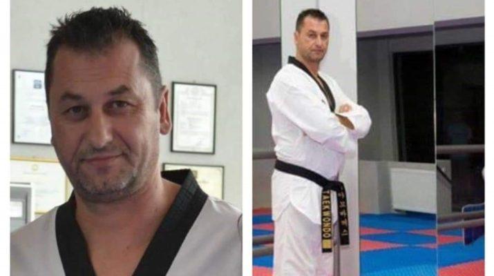 Ο Λαρισαίος προπονητής Απόστολος Ιακωβάκης ξανά στην Εθνική ομάδα Taekwondo
