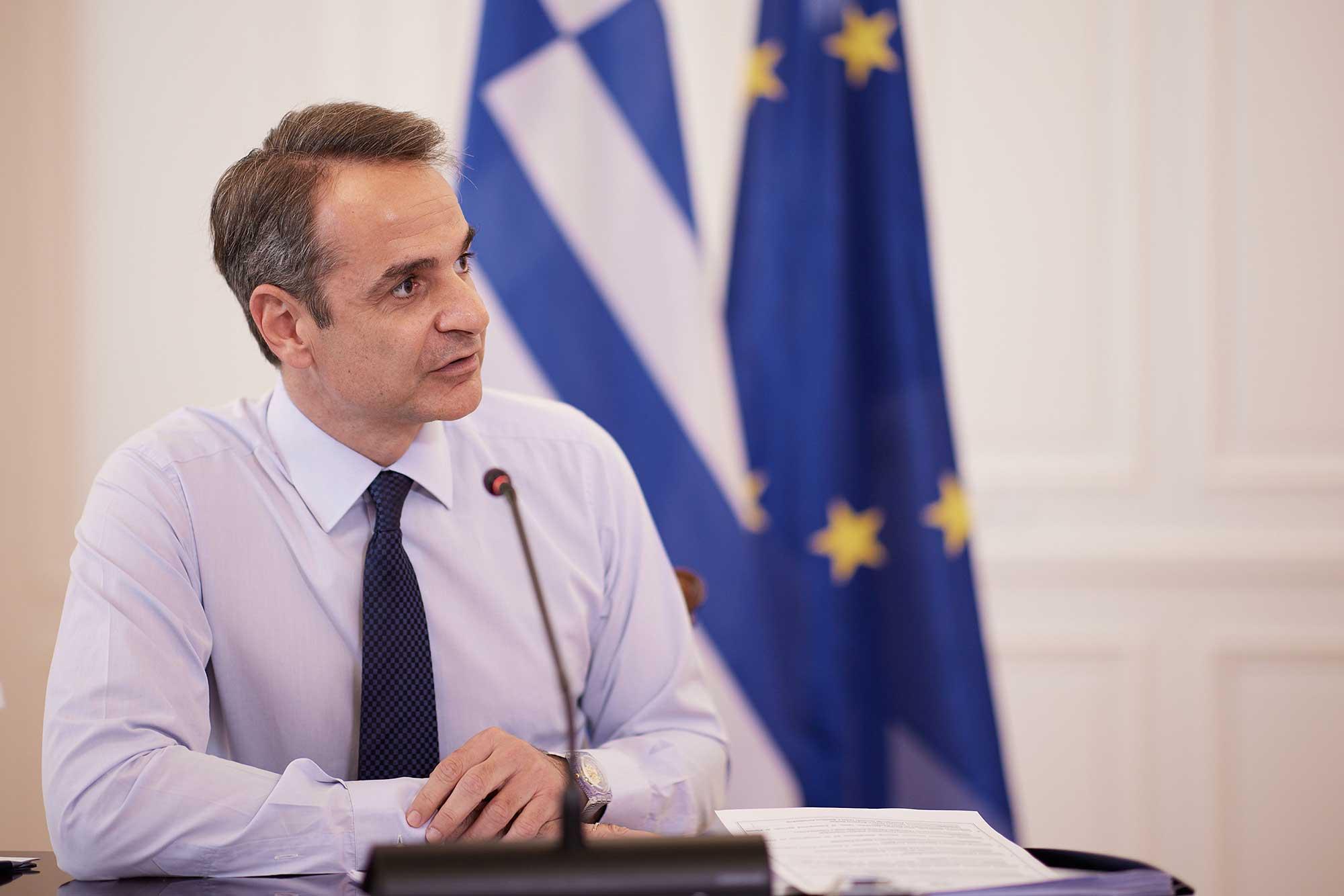 Συνεδρίαση του ΚΥΣΕΑ την Πέμπτη υπό την προεδρία Μητσοτάκη – Στις 21:00 ομιλία στο συνέδριο του «The Economist»