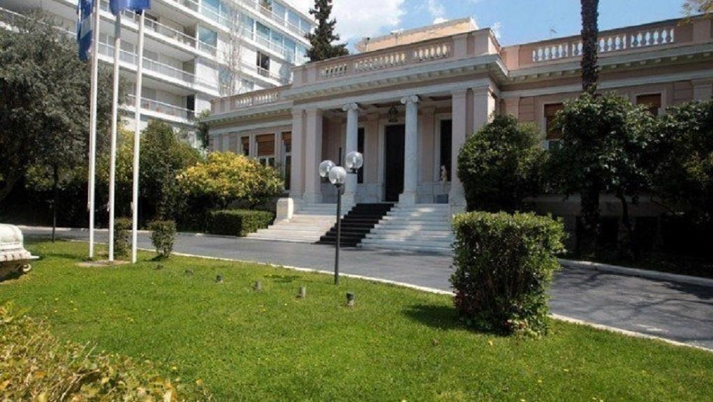 Σύσκεψη στο Μαξίμου για την πορεία της Ελληνικής Αεροπορικής Βιομηχανίας