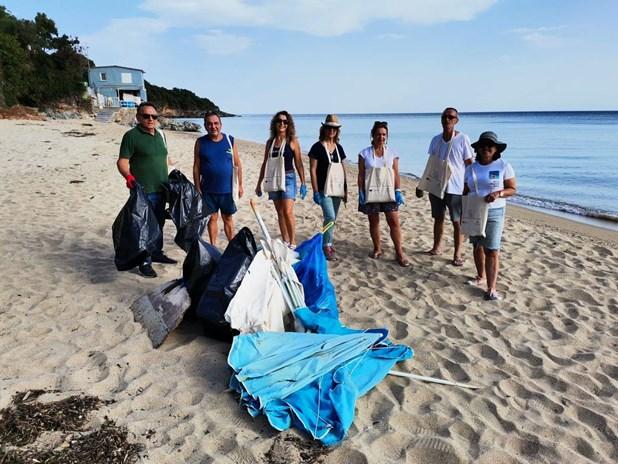 Με επιτυχία οι δράσεις εθελοντικού καθαρισμού στον Δήμο Αγιάς