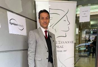 Ο Χαράλαμπος Παπαδόπουλος νικητής των εκλογών στον Εμπορικό Σύλλογο Λάρισας – Αναλυτικά τα αποτελέσματα