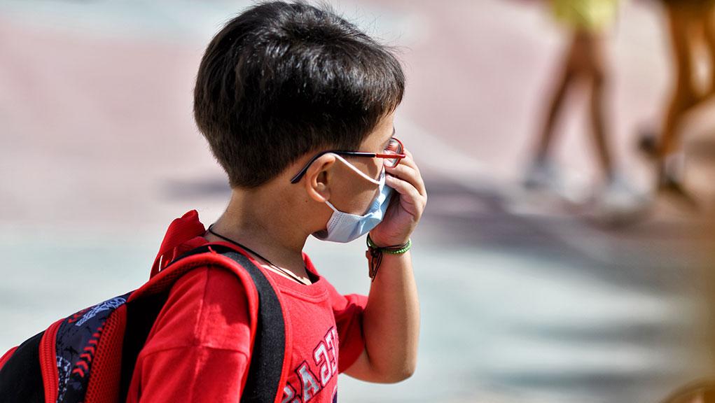 Γραβάνης: Τότε θα ξέρουμε για τον εμβολιασμό μαθητών δημοτικού κατά του κορονοϊού