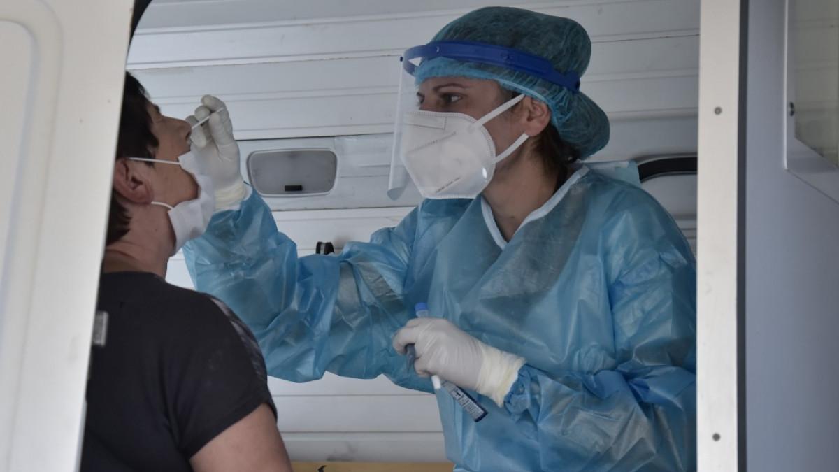 Α. Μαστοράκου στο Πρώτο:Αίτημα του Παν. Ιατρικού Συλλόγου σήμερα για παρέμβαση εισαγγελέα σχετικά με γραφεία διενέργειας rapid test (audio)