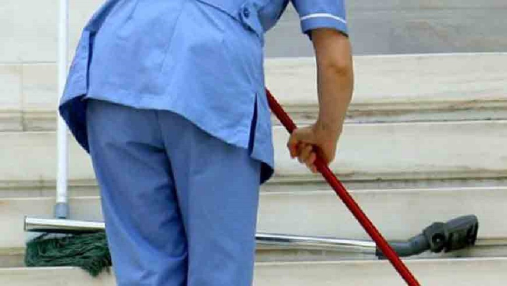 ΑΔΕΔΥ: Στηρίζει την κινητοποίηση της Πέμπτης 23/9 των καθαριστριών