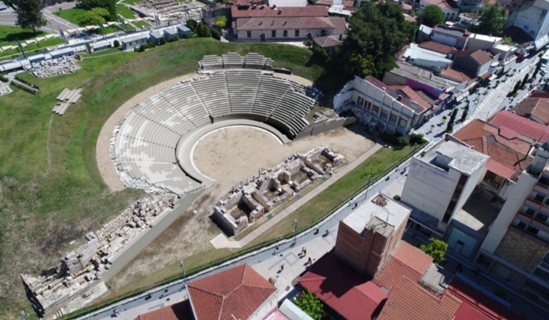 Αρχιτέκτονες από όλο τον κόσμο καταθέτουν ιδέες για τον περιβάλλοντα χώρο του Αρχαίου Θεάτρου Λάρισας