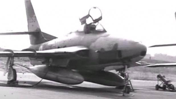 Σαν Σήμερα: Η συντριβή του F-84F Thunderstreak στη Λάρισα