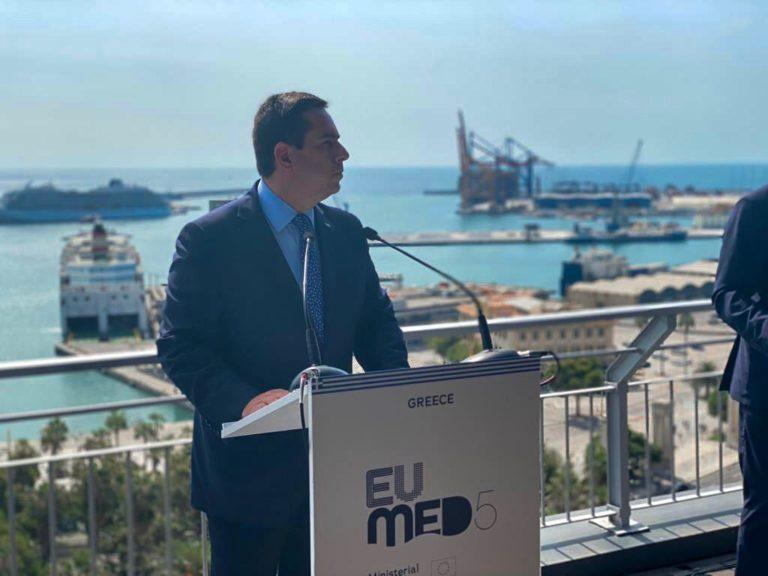 Ν. Μηταράκης από Μάλαγα: Το Ευρωπαϊκό Σύμφωνο Μετανάστευσης και Ασύλου δεν αποτελεί προϋπόθεση δράσης