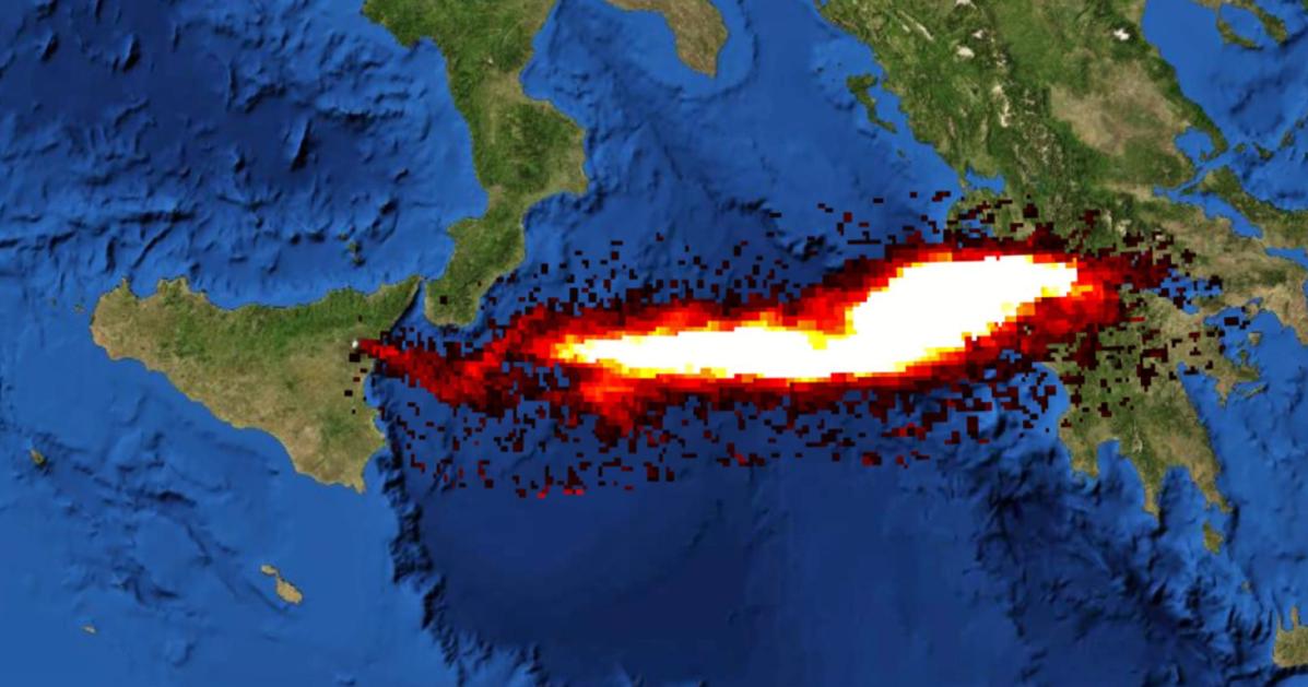 Σ. Αρναούτογλου: Οι εκπομπές διοξειδίου του θείου από την Αίτνα έφτασαν στην Ελλάδα