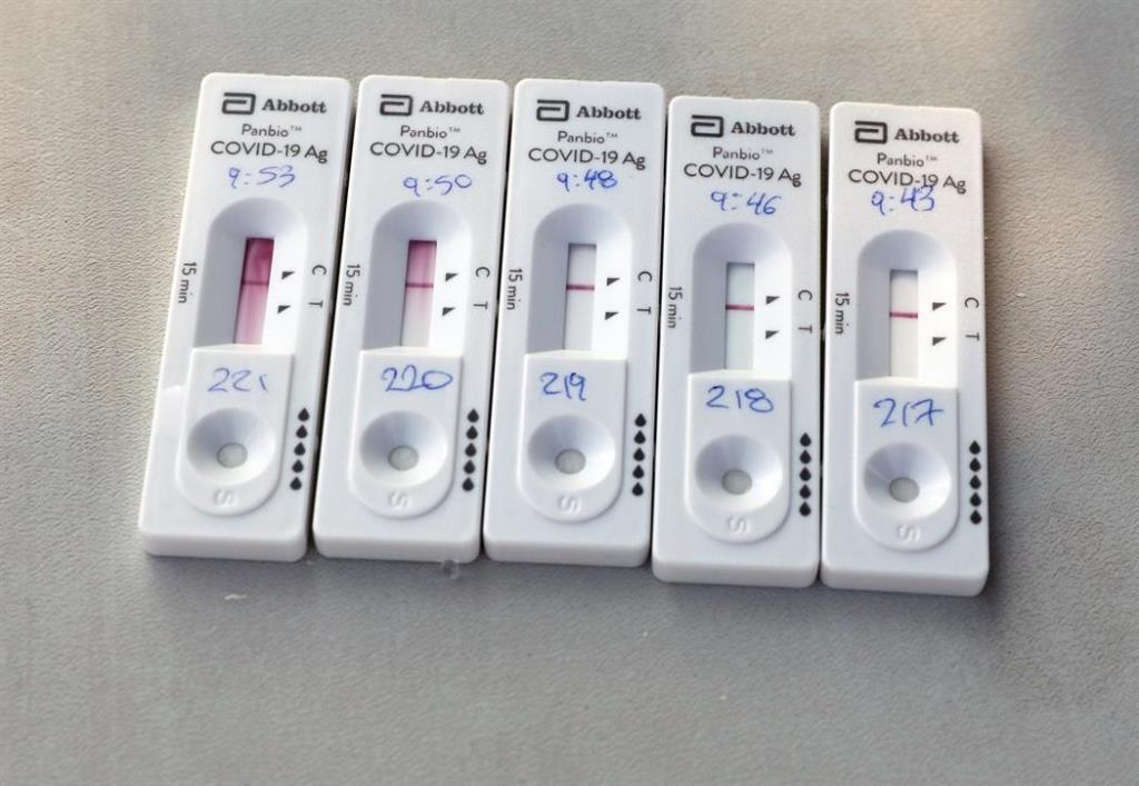 Που θα γίνουν rapid tests σήμερα Τρίτη στη Λάρισα