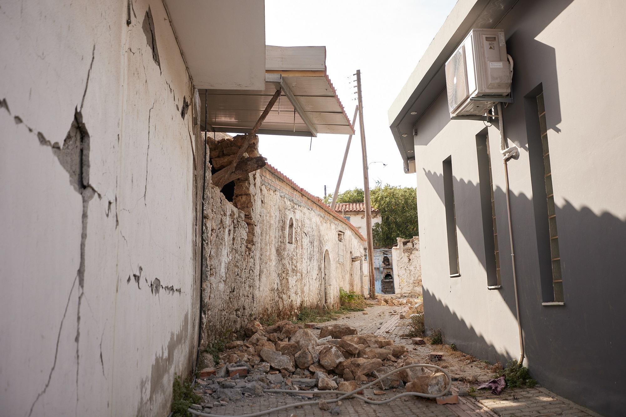 Σεισμός στην Κρήτη: Τι έδειξαν οι πρώτες αυτοψίες από μηχανικούς