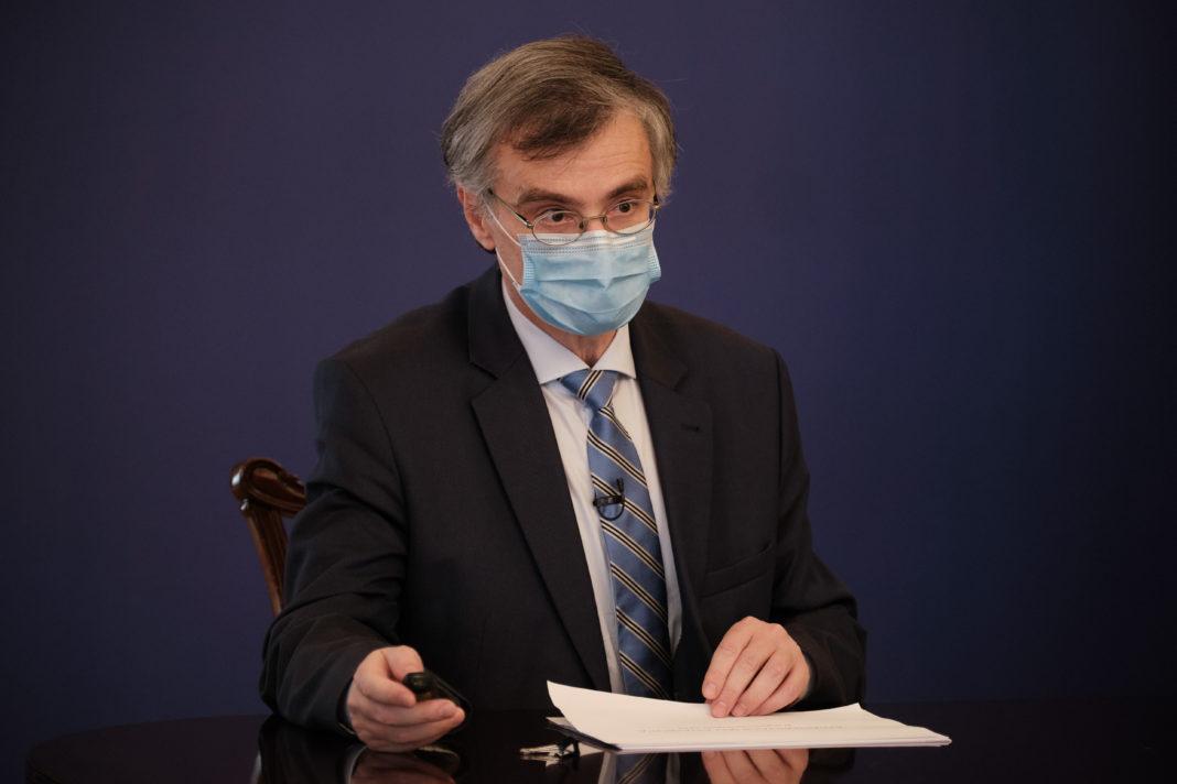 Τσιόδρας: Θα χρειαστούμε 3-4 χρόνια μετά την πανδημία για να αντιμετωπίσουμε τις επιπτώσεις της