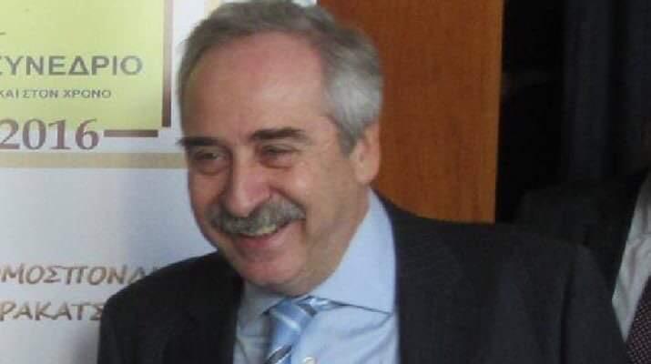 Ηλίας Σουφλιάς: «Δεσμεύομαι να κάνω ότι είναι εφικτό, ώστε να ενισχύσουμε τη ΔΕΕΠ Λάρισας»