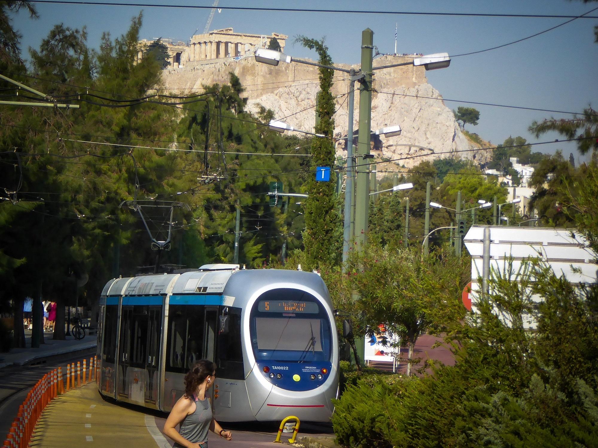 Αποκαταστάθηκε η κυκλοφορία συρμών του τραμ σε όλο το δίκτυο