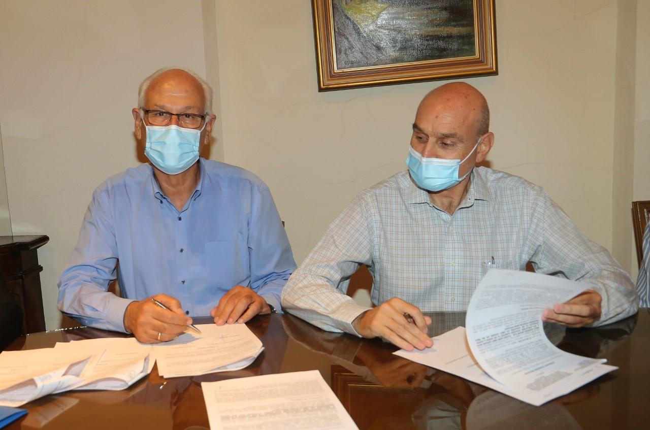 Υπεγράφη η σύμβαση για το Master Plan της ΔΕΥΑΛ - Μελέτη ορόσημο για να μην μείνει η Λάρισα από νερό για τα επόμενα 40 χρόνια