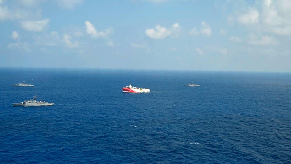 Ηχηρό μήνυμα στην Τουρκία από Ελλάδα, Κύπρο & Αίγυπτο – Οξύτατη αντίδραση της Άγκυρας