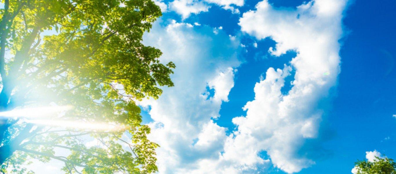 Ο καιρός με την Αναστασία Τυράσκη: Βελτιωμένος έως την Πέμπτη, βροχές στα δυτικά το Σάββατο (video)