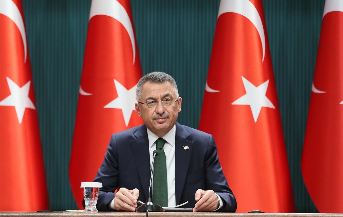 Προκλητικές δηλώσεις για την Κύπρο από τον Τούρκο αντιπρόεδρο Οκτάι – Τι απαντά η Αθήνα